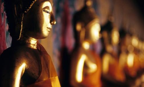 buddhistisk begravning