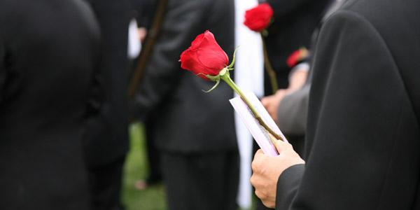 Allmänt om Begravning