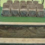 gravsättning