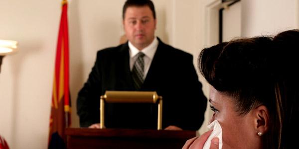 tal vid begravning