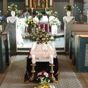 begravningsceremoni
